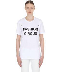 ANNA K | Fashion Circus Cotton T-Shirt