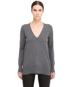 Annapurna | Cashmere V Neck Sweater