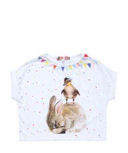ANNE KURRIS | Bunny Duckling Cotton Jersey T-Shirt