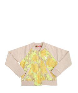 ANNE KURRIS | Lurex Jacquard Cotton Jacket