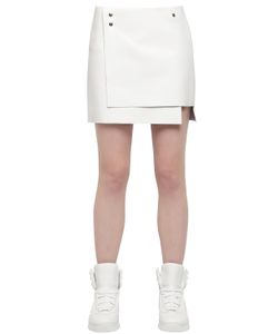 ANNE SOFIE MADSEN | Nappa Leather Skirt