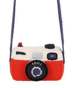 ANNE-CLAIRE PETIT | Hand-Crochet Camera