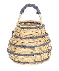 Antonio Marras   Eligo Large Zafferano Straw Basket