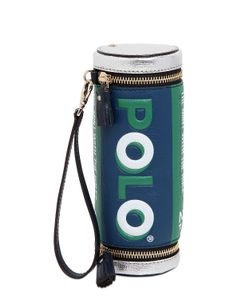 Anya Hindmarch | Polo Mints Embossed Leather Clutch