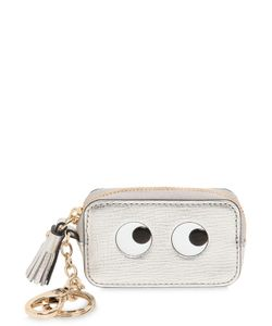 Anya Hindmarch | Eyes Embossed Leather Coin Purse