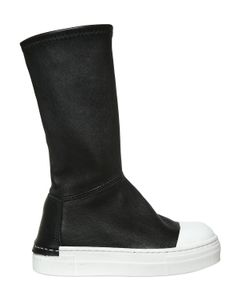 ARAIA KIDS | Neoprene Leather Boots