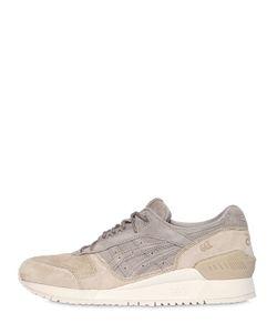 Asics | Gel-Respector Color Block Nubuk Sneakers