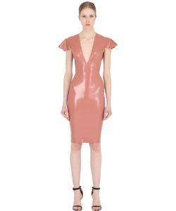 ATSUKO KUDO | Linde Latex Pencil Dress