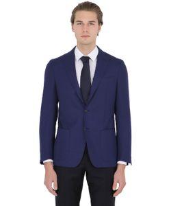Bagnoli Sartoria Napoli | Wool Hopsack Jacket
