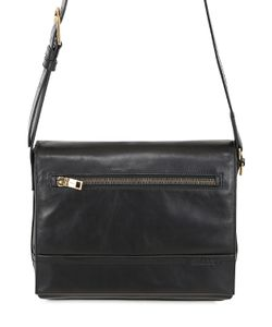 Bally | Tamrac Leather Messenger Bag
