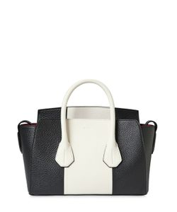 Bally | Small Sommet Stripe Grained Leather Bag