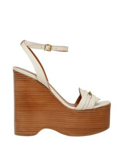 Bally | 140mm Climmy Leather Wedges