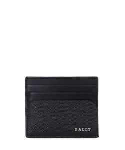 Bally | Logo Detail Leather Card Holder