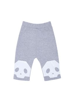 Bang Bang Copenhagen | Skeleton Patch Cotton Blend Shorts
