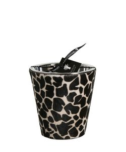 BAOBAB COLLECTION | Giraffe Printed Ponyskin Max 16 Candle