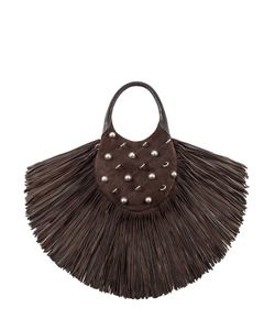 Barbara Bonner | Small Lilith Galactica Suede Bag