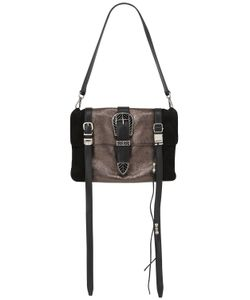Barbara Bonner | Ellie Coated Leather Shoulder Bag