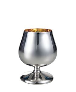 BELFIORE | Set Of 2 Sterling Cognac Glasses