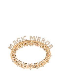 Benedetta Bruzziches | Magic Mirror Stars Brass Clutch