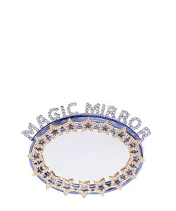 Benedetta Bruzziches | Magic Mirror Rhinestone Stars Clutch