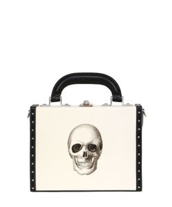 BERTONI 1949 | Squared Bertoncina Skull Bag For Lvr
