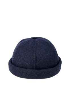 Béton Ciré | Handmade Wool Twill Sailor Hat
