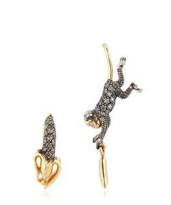 Bibi Van Der Velden | Monkey Earrings