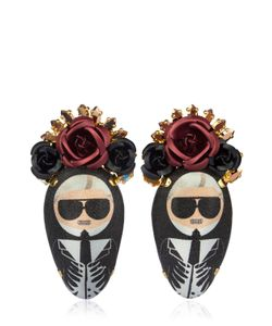 BIJOUX DE FAMILLE | Karl Rosary Earrings