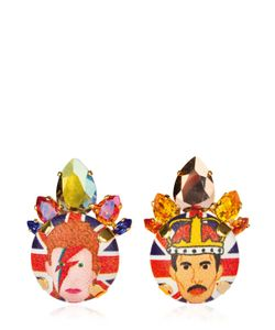 BIJOUX DE FAMILLE | Bowie Queen Earrings