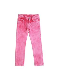 Billieblush | Bleached Stretch Denim Jeans