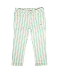 Billieblush | Slim Fit Striped Stretch Denim Jeans