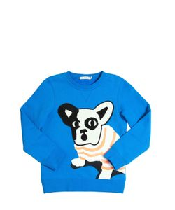 BILLYBANDIT | Terrycloth Bulldog Patch Sweatshirt