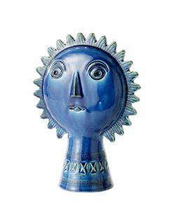 BITOSSI CERAMICHE | Rimini Blu Sun Ceramic Figure