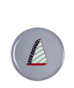 BITOSSI HOME | Rio 2 Porcelain Pizza Plate