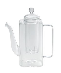 BITOSSI HOME | Square Glass Teapot