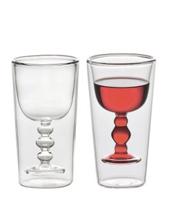 BITOSSI HOME | Water Wine Glasses Set