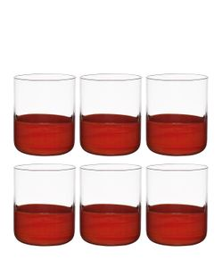 BITOSSI HOME | Set Of 6 Tumbler Glasses
