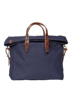 BLEU DE CHAUFFE | Remix Corduroy Leather Bag