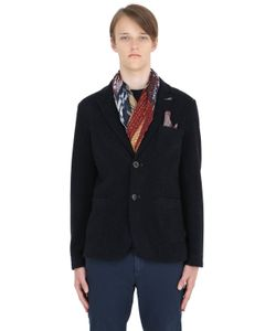 Bob | Wool Blend Jersey Jacket