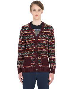 Bob | Wool Blend Knit Cardigan