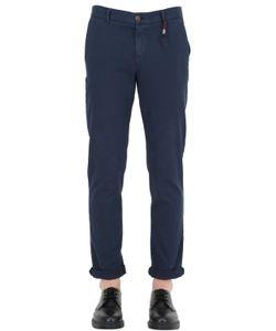 Bob | Stretch Cotton Twill Chino Pants
