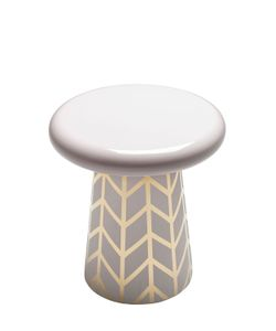 BOSA BY HAYON | Herringbone Bone China T-Table