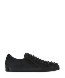 Botticelli Limited | Studded Nappa Leather Slip On Sneakers