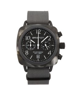 BRISTON | Trendsetters Clubmaster Chrono Watch