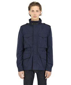 Burberry Brit   Techno Canvas Field Jacket