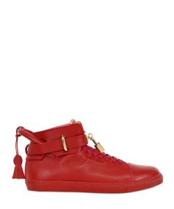 Buscemi | Classic Leather High Top Sneakers