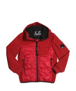 C.P.COMPANY UNDERSIXTEEN   Quilted Nylon Jacket