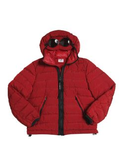 C.P.COMPANY UNDERSIXTEEN   Wrinkled Nylon Down Jacket