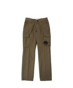 C.P.COMPANY UNDERSIXTEEN | Light Cotton Gabardine Cargo Pants