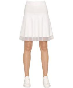 CALLENS | Ballet Viscose Jersey Skirt